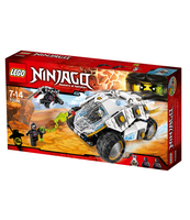 KLOCKI LEGO NINJAGO SAMCHÓD TYTANOWEGO NINJA 70588