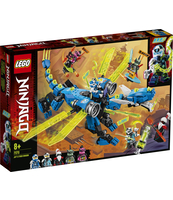 KLOCKI LEGO NINJAGO CYBERSMOK JAYA 71711