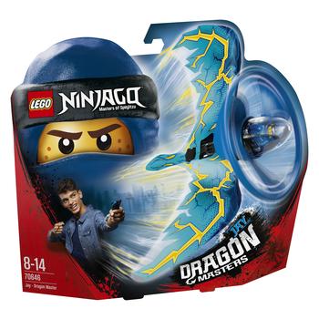 KLOCKI LEGO NINJAGO JAY — SMOCZY MISTRZ 70646