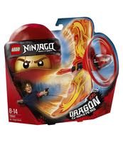 KLOCKI LEGO NINJAGO KAI — SMOCZY MISTRZ 70647