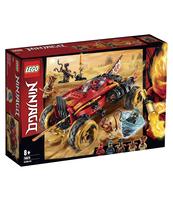KLOCKI LEGO NINJAGO KATANA 4X4 70675