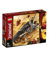 KLOCKI LEGO NINJAGO MOTOCYKL COLE'A 70672