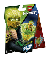 KLOCKI LEGO NINJAGO 'POTĘGA SPINJITZU — LLOYD 70681