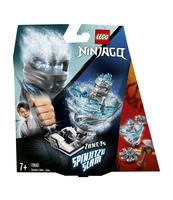KLOCKI LEGO NINJAGO POTĘGA SPINJITZU — ZANE 70683