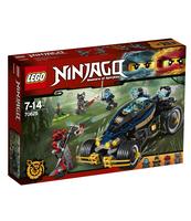 KLOCKI LEGO NINJAGO SAMURAJ VXL 70625