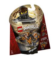 KLOCKI LEGO NINJAGO SPINJITZU COLE 70662