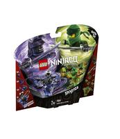 KLOCKI LEGO NINJAGO SPINJITZU LLOYD VS. GARMADON 70664