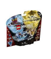 KLOCKI LEGO NINJAGO SPINJITZU NYA & WU 70663