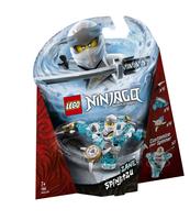 KLOCKI LEGO NINJAGO SPINJITZU ZANE 70661