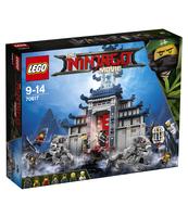 KLOCKI LEGO NINJAGO ŚWIĄTYNIA BRONI OSTATECZNEJ 70617