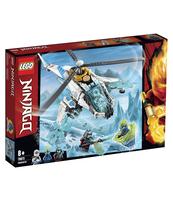 KLOCKI LEGO NINJAGO SZURIKOPTER 70673