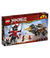 KLOCKI LEGO NINJAGO WIERTŁO COLE'A 70669