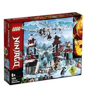 KLOCKI LEGO NINJAGO ZAMEK ZAPOMNIANEGO CESARZA 70678