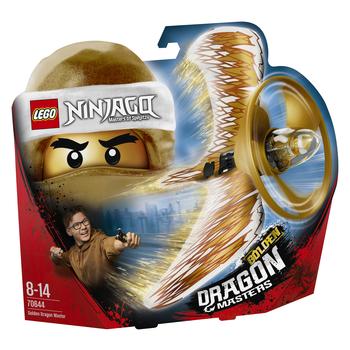 KLOCKI LEGO NINJAGO ZŁOTY SMOCZY MISTRZ 70644