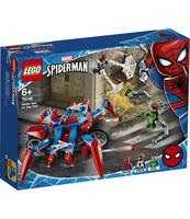 KLOCKI LEGO SPIDER-MAN KONTRA DOC OCK 76148