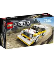 KLOCKI LEGO SPEED CHAMPIONS 1985 AUDI SPORT QUATTRO S1 76897