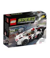 KLOCKI LEGO SPEED CHAMPIONS AUDI R18 QUATTRO 75872
