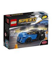 KLOCKI LEGO SPEED CHAMPIONS BUGATTI CHIRON 75878