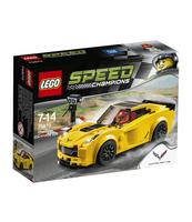 KLOCKI LEGO SPEED CHAMPIONS CHEVROLET CORVETTE Z06 75870