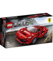 KLOCKI LEGO SPEED CHAMPIONS FERRARI F8 TRIBUTO 76895