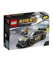 KLOCKI LEGO SPEED CHAMPIONS MERCEDES-AMG GT3 75877