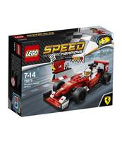 KLOCKI LEGO SPEED CHAMPIONS SCUDERIA FERRARI SF16-H 75879
