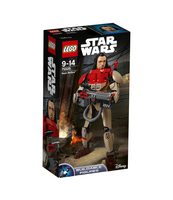 KLOCKI LEGO CONSTRACTION STAR WARS BAZE MALBUS 75525