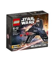 KLOCKI LEGO CONSTRACTION STAR WARS MIKROMYŚLIWIEC IMPERIALNY WAHADŁOWIEC KRENNICA 75163
