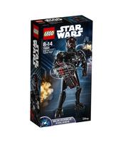 KLOCKI LEGO STAR WARS CONSTRACTION ELITARNY PILOT MYŚLIWCA TIE 75526