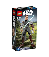 KLOCKI LEGO STAR WARS CONSTRACTION REY 75528