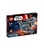 KLOCKI LEGO STAR WARS GWIEZDNY SĘP 75147
