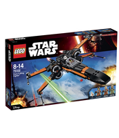 KLOCKI LEGO STAR WARS X-WING FIGHTER™ POE'A 75102