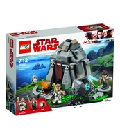 KLOCKI LEGO STAR WARS AHCH-TO ISLAND™ TRAINING 75200