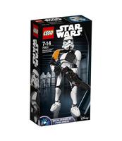 KLOCKI LEGO STAR WARS DOWÓDCA SZTURMOWCÓW™ 75531