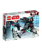 KLOCKI LEGO STAR WARS FIRST ORDER SPECIALISTS BATTLE PACK 75197
