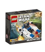 KLOCKI LEGO STAR WARS MIKROMYŚLIWIEC U-WING™ 75160