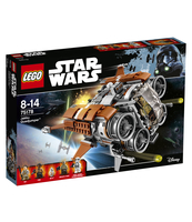 KLOCKI LEGO STAR WARS QUADJUMPER Z JAKKU 75178