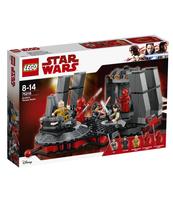 KLOCKI LEGO STAR WARS SALA TRONOWA SNOKE'A 75216