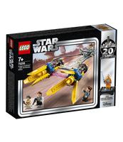 KLOCKI LEGO STAR WARS ŚCIGACZ ANAKINA™ — EDYCJA ROCZNICOWA 75258