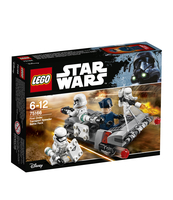 KLOCKI LEGO STAR WARS ŚMIGACZ TRANSPORTOWY NAJWYŻSZEGO PORZĄDKU 75166