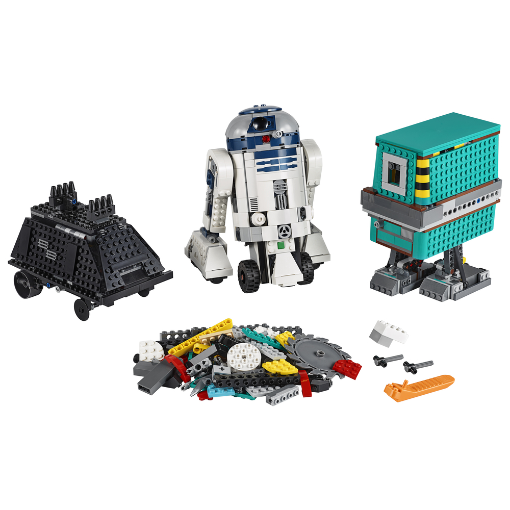 KLOCKI LEGO STAR WARS TM DOWÓDCA DROIDÓW 75253