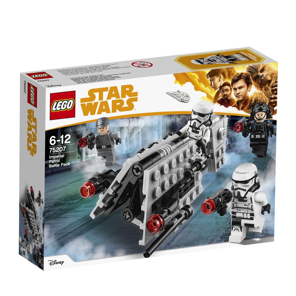 KLOCKI LEGO STAR WARS TM IMPERIALNY PATROL 75207