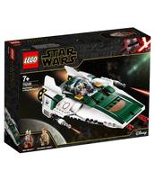 KLOCKI LEGO STAR WARS TM MYŚLIWIEC A-WING RUCHU OPORU™ 75248