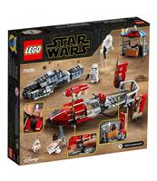 KLOCKI LEGO STAR WARS TM POŚCIG NA ŚMIGACZACH W PASAANIE 75250