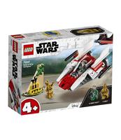 KLOCKI LEGO STAR WARS TM REBELIANCKI MYŚLIWIEC A-WING™ 75247
