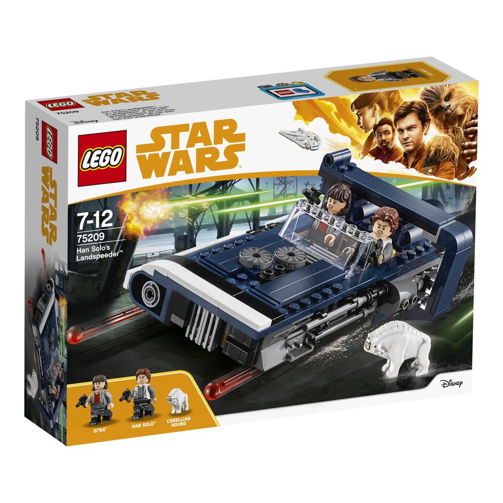 KLOCKI LEGO STAR WARS TM ŚMIGACZ HANA™ 75209