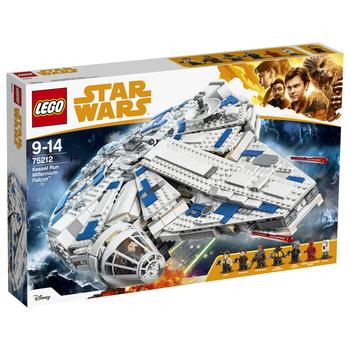 KLOCKI LEGO STAR WARS TM SOKÓŁ MILLENNIUM™ 75212