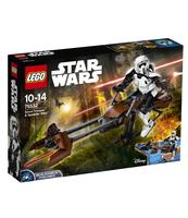 KLOCKI LEGO STAR WARS ZWIADOWCA SZTURMOWCÓW™ I JEGO ŚMIGACZ™ 75532