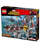 KLOCKI LEGO SUPER HEROES SPIDERMAN PAJĘCZY WOJOWNIK 76057