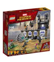 KLOCKI LEGO SUPER HEROES ATAK CORVUSA GLAIVE'A 76103